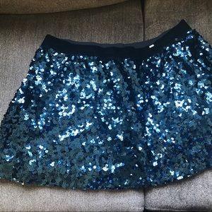 Mini skirt, sequence, dress, maxi